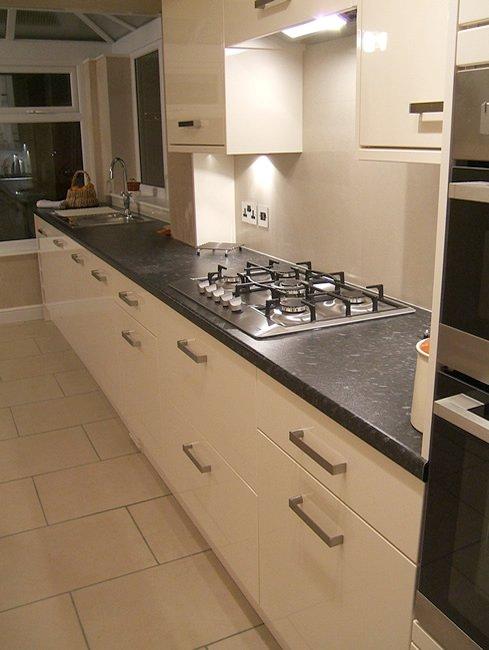 Kitchen Cabinets Wall Bridge